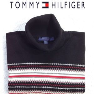 NWOT Tommy Hilfiger Fair Isle Sweater